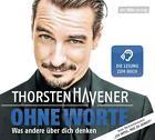 Ohne Worte von Thorsten Havener (2014)