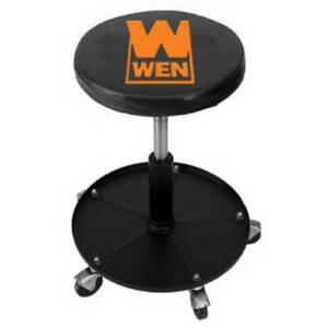 Super Details About Rolling Mechanic Stool 300 Lb Capacity Pneumatic Seat Garage Roller Chair Tray Inzonedesignstudio Interior Chair Design Inzonedesignstudiocom