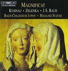Magnificat 7318590010112 by Suzuki Bach Collegium Japan CD