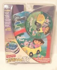 Fisher Price Dora Interac TV DVD Based Learning System