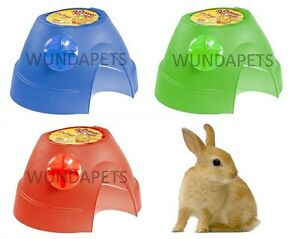 LIVING-WORLD-LARGE-DOME-GUINEA-PIG-RABBIT-PLASTIC-CAGE-HUTCH-HIDE-HOUSE-61384