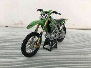 Newray-Kawasaki-NO-121-Motorcycle-Model-Toy-1-12