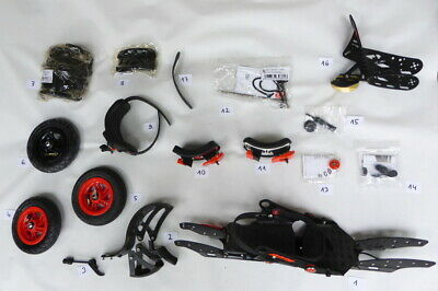 V8 Lift Cross Skike Schnellspanner Wadenschale für V07 Plus Tour V7 Fix