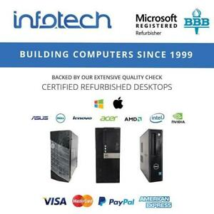 Used Computers from $79.99 - www.infotechcomputers.ca Canada Preview