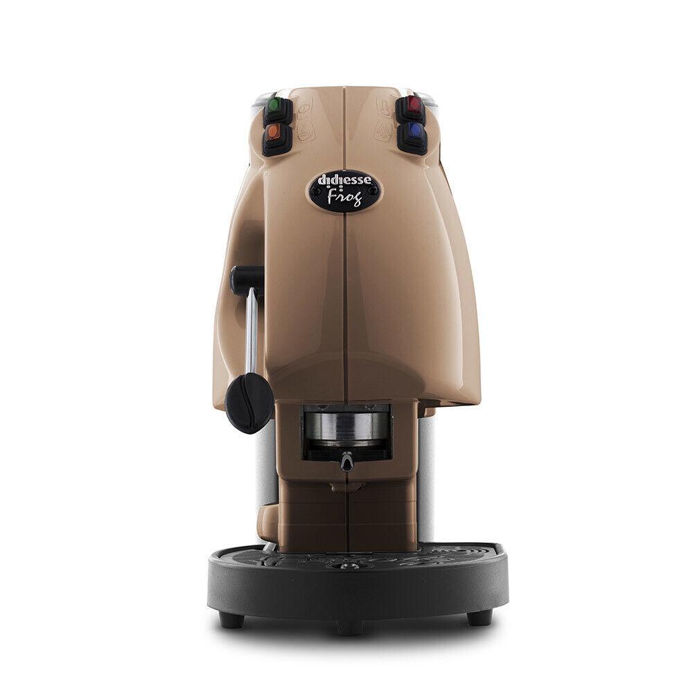 macchina da caffè DIDIESSE FROG REVOLUTION nuova 60 cialde borbone omaggio