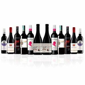 The Premium 5 Star Aussie Red Dozen 4.0 feat Burge, Lehmann & more (12 bottles)