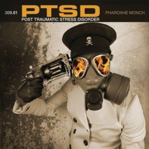 Pharoahe Monch - PTSD - Post Traumatic Stress Disorder [New CD] Digipack Packagi