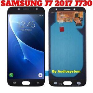 DISPLAY-LCD-TOUCH-SCREEN-per-SAMSUNG-GALAXY-J7-2017-SM-J730F-NERO-VETRO-SCHERMO
