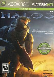 Halo-3-Platinum-Hits-Edition-Microsoft-Xbox-360-2009-GAME-COMPLETE-PH-CIB