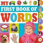 My First Book of Words by Make Believe Ideas (Board book, 2015)