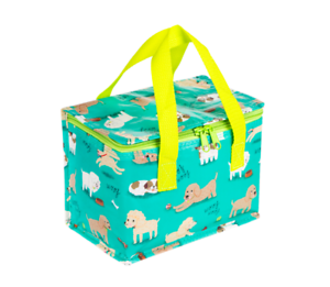 Sass /& Belle Mandala Elephant Insulated Lunch Cool Snack Bag School Lunchbox