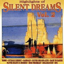 Silent Dreams 2-Highlights of (1993) Back to Earth, Oliver Serano-Alve, A.. [CD]