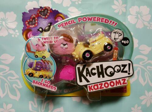 Kachooz Kazoomz #60 Pencil Powered Crazy cruiser