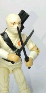 1984 G.I Joe Cobra Storm Shadow Figure Long Sword Accessory