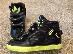 separation shoes 9f082 15a23 Image is loading Adidas-Jeremy-Scott-Asap-Rocky-Bones-Tribute-Size-