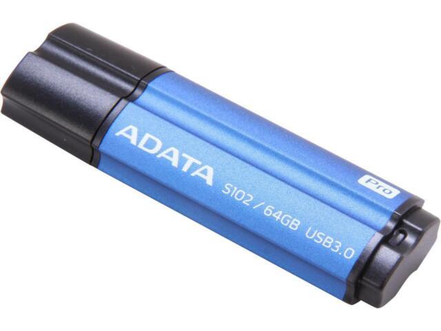 High Speed ADATA S102 Pro 64GB 64G 64 G GB USB 3.0 Flash Drive