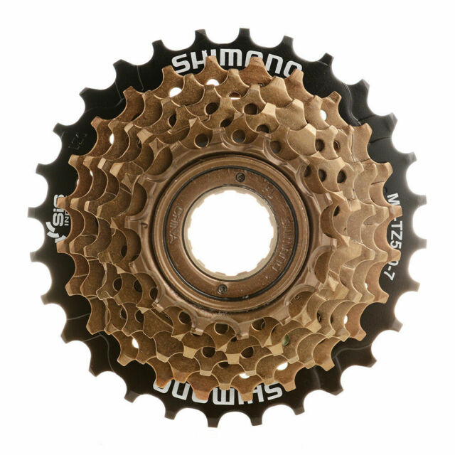 7-Speed Freewheel Cassette 13-32T For MTB Road Cycling Bike Accessories