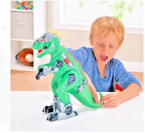 Adventure Force Ultra Exosaur Exosaur Exosaur Robotic Dinosaur Walking Action Light. Hybrid Din a6129d