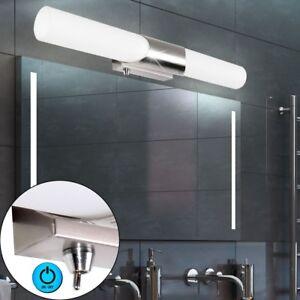 Details zu Badezimmer Wand-Leuchte Lampe Spiegel-Leuchte Schalter  Bad-Leuchte Strahler Spot