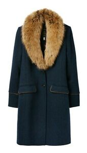 Joules-Langley-Coat-Navy-Tweed