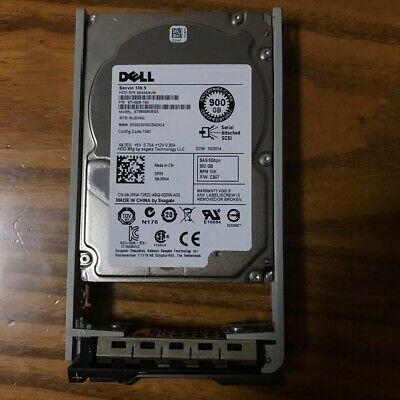 """Dell 900GB 6G 10K 2.5/"""" SAS 8JRN4 08JRN4 ST9900805SS Hard Drive"""