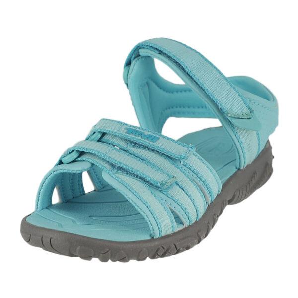 17f908f4d17 Girls  Teva Tirra Sport Sandal Little Kid 11 M Light Blue Textile synthetic