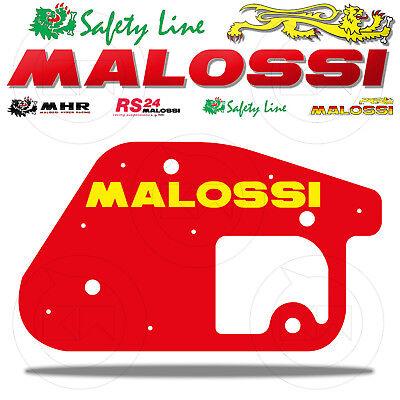 Fedele Malossi 1411414 Filtro Aria Red Sponge Spugna Yamaha Bw's 50 2t Euro 2 (a137e)