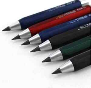 10cm Mechanical Sketching Pencil Art Drawing Pen 6pc A Set 2B,3B,4B,5B,6B,8B