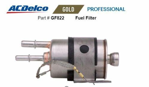 Fuel Filter ACDelco Pro GF822