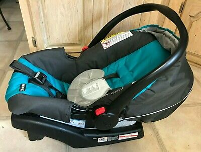 Graco Click Connect SnugRide 30 Infant Car Seat With Base ...