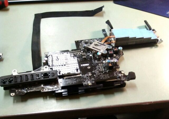"Logic Board 820-2143-A Heatsink 805-7714 For Apple iMac A1224 20/"" Mid 2007"