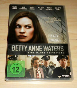 DVD-Film-Betty-Anne-Waters-Hilary-Swank-Sam-Rockwell-Minnie-Driver