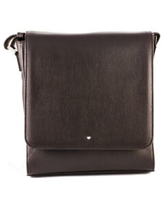21249eac20fd Image is loading Montblanc-Meisterstuck-Soft-Grain -North-South-Brown-Leather-