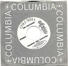 COLTRANE, Chi  (Thunder And Lightning)  Columbia 4-45640 = PROMOTIONAL record