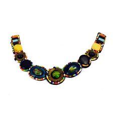 Patch Sewing bag Decoration Inca Kuchi Afghan Banjara Tribal beads AF26