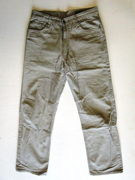 Hugo Boss Authentic DSGN Jeans Hose Beige Uni W32 L32  | Mittel Preis