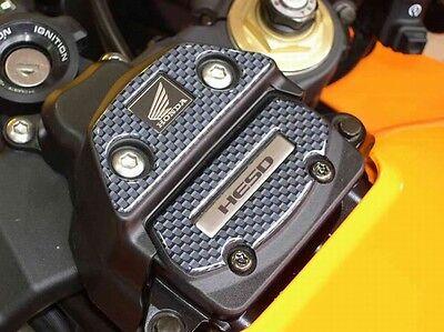 Cover CBR1000RR Honda CBR 1000RR Carbon-Look HESD Steering Damper Pad