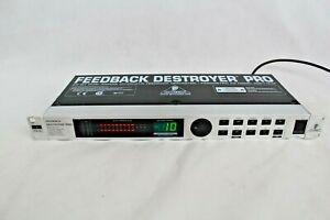 Behringer DSP1124P Digital 24-Bit Feedback Suppressor//Parametric Equalizer