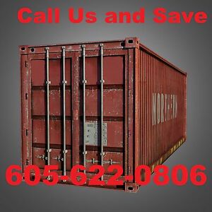 20 shipping container storage container conex box in Minneapolis