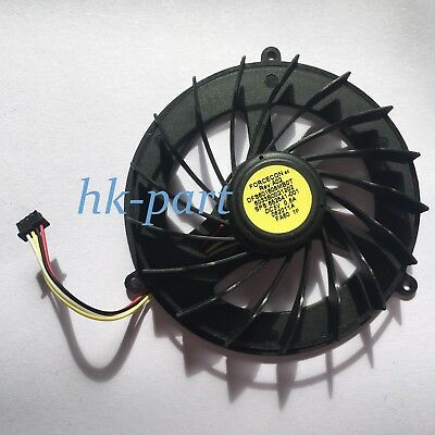 new for genuine hp elitebook 8760w cpu cooling fan 4 wires 652541 001 ebay 4 wire dc fan wiring diagram motion control requirements for pc