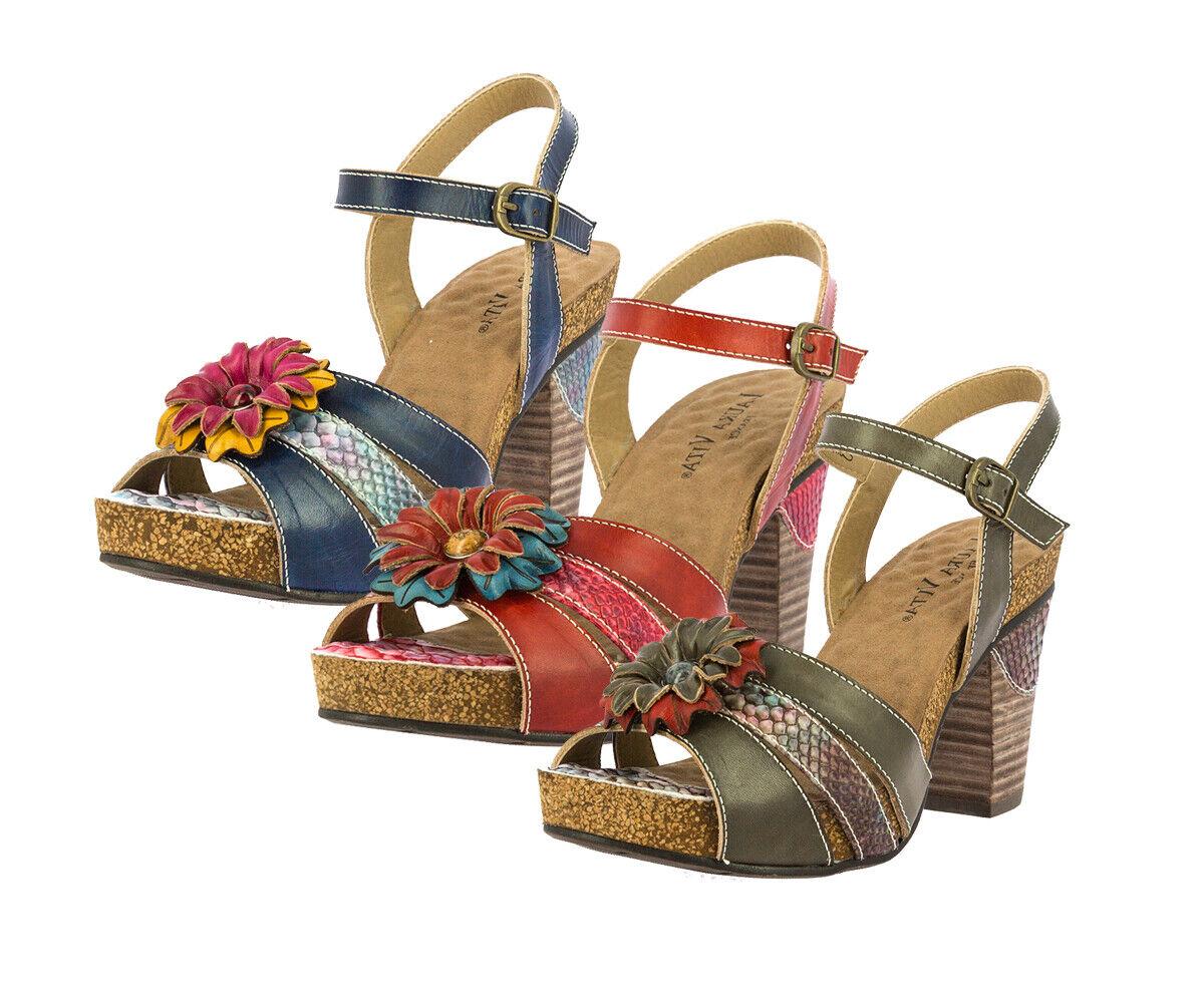 Laura vita cx1133-24 dacisyo 24 señora sandalias sandalias