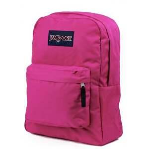 524835a9fe89 Details about JANSPORT T501 Superbreak Backpack - Cyber Pink School bag  T50101B **FREE Haribo