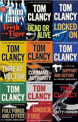 Jack ryan book series chronology