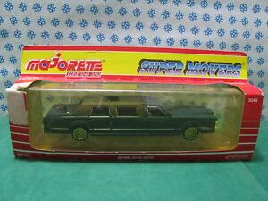 Vintage - Limousine 1/32 Majorette Ref.3045 Série Super Movers S