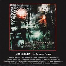 INTO ETERNITY The Incurable Tragedy (CD 2008) USA PROMO Death Metal