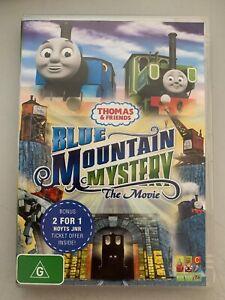 Thomas-amp-Friends-Blue-Mountain-Mystery-CGI-Movie-DVD-2012-Region-4