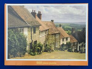 Great-British-Landscapes-Hovis-Heaven-Gold-Hill-Shaftesbury-500-Piece-Puzzle