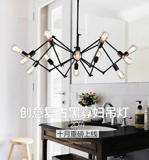 Industrial Eichholtz Spider Replica Pendant Light Lamp 12 ARMS CEILING lighting