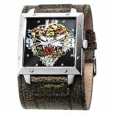 ...ED HARDY..WA-TG MENS WATCH-INCREDIBLY RARE-MSRP $185