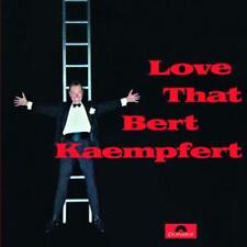 Bert Kaempfert - Love That Bert Kaempfert (Re-Release)    - CD NEU